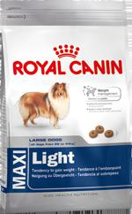Royal Canin (334150) Maxi Light Сухой корм для собак крупных пород, склонных к ожирению 15 кг. (10664)